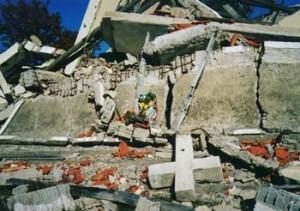 Crkva na Stjepan Krizu nakon rata