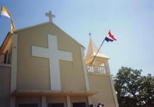 Crkva na Stjepan Krizu prije rata