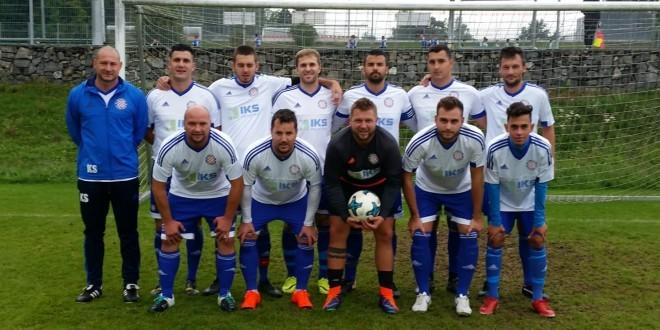 Momčad Hajduka iz Zuericha / Foto: Fenix Magazin - I. Barišić