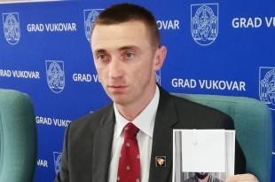 Vukovarski gradonačelnik Ivan Penava/Foto: Hina