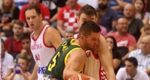 Košarkaši Hrvatske ponovno razočarali / Foto: Hina