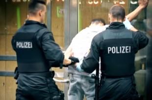 Racija u Frankfurtu/Foto: Screenshot/Ilustracija/Youtube