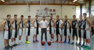 Košarkaši Komušine Haiterbach/Foto: Bono Žepić/FM