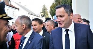 Mirko Šundov, Damir Krstičević i Marijan Kustić/Foto: Hina