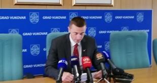 Vukovarski gradonačelnik Ivan Penava /Foto: Hina