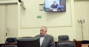 Suđenje bivšem premijeru Ivi Sanaderu/ Foto: Hina