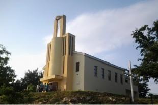 Obnovljena crkva Sv. Ivana Krstitelja u Stjepan Krstu / Foto: Župa Sv. Mateja Mostar