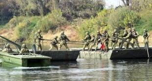 Postrojbe Hrvatske vojske  / Foto: Hina