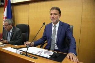 Predsjednik Hrvatskog sabora Gordan Jandroković/Foto: Hina