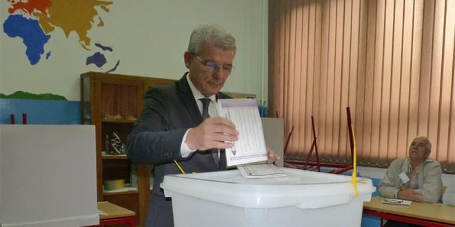 Novoizabrani bošnjački član Predsjedništva Bosne i Hercegovine Šefik Džaferović /Foto: Hina