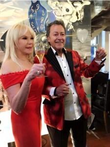 Charles Billich and Christa Billich November 2018