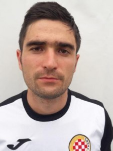 Denis Dragičevic, igrač Croatije iz Ulma / Foto: Fenix