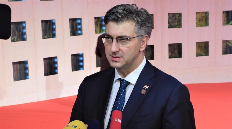 """(VIDEO) Plenković reagirao na """"talijansku Istru i Dalmaciju"""": Izrazito smo nezadovoljni Tajanijevom izjavom"""
