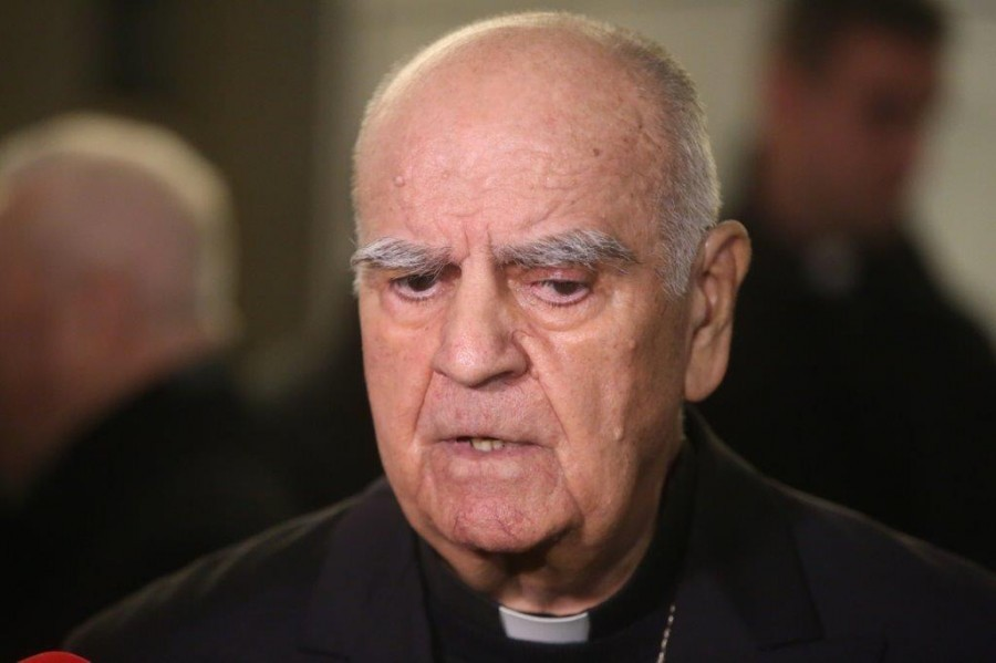 Biskup Perić u Vukovaru: Iz bezdana poraza rodila se velika pobjeda