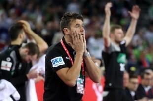 Njemacki trener Cristian Prokop / Foto: HINA