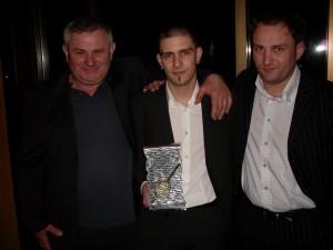 Slavko, Joso i Jure Župan / Foto: Fenix