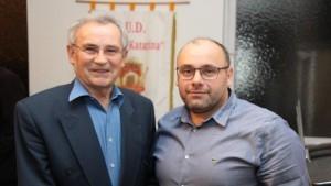Stari i novi predsjednik UHNKNRW Pero Popović i Darko Babić / Foto: Fenix