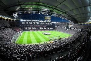 """Sjajna koreografija navijača na stadionu """"u srcu Europe"""""""