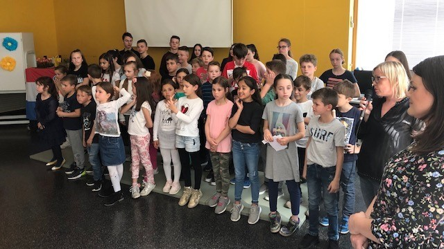 Završna priredba HNH u Frankfurt-Preungesheimu / Foto: Fenix