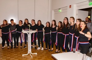 Folklorni zbor HKD Napredak Hamburg