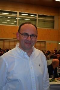 Predsjednik Posavine Željko Mikulić / Foto: Fenix (J.Mijić)