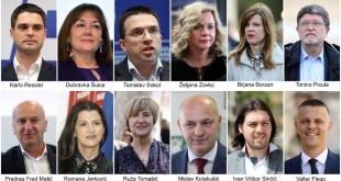 hrvatski zastupnici EU parlament