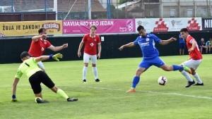 Detalj s utakmice Croat San Pedro - Canberra / Foto: D. Patarčić (HNS)