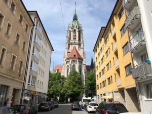 Crkva Sv. Pavla u Münchenu / Foto: Fenix