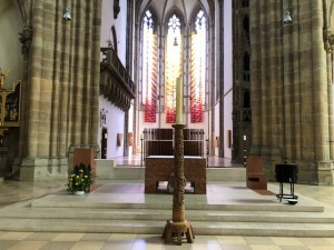 Oltar crkva Sv. Pavla u Münchenu / Foto: Fenix