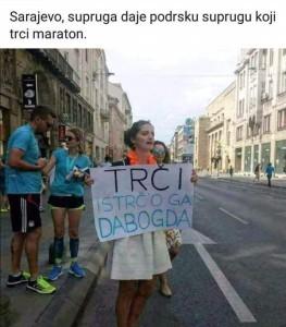 Maraton u Sarajevu