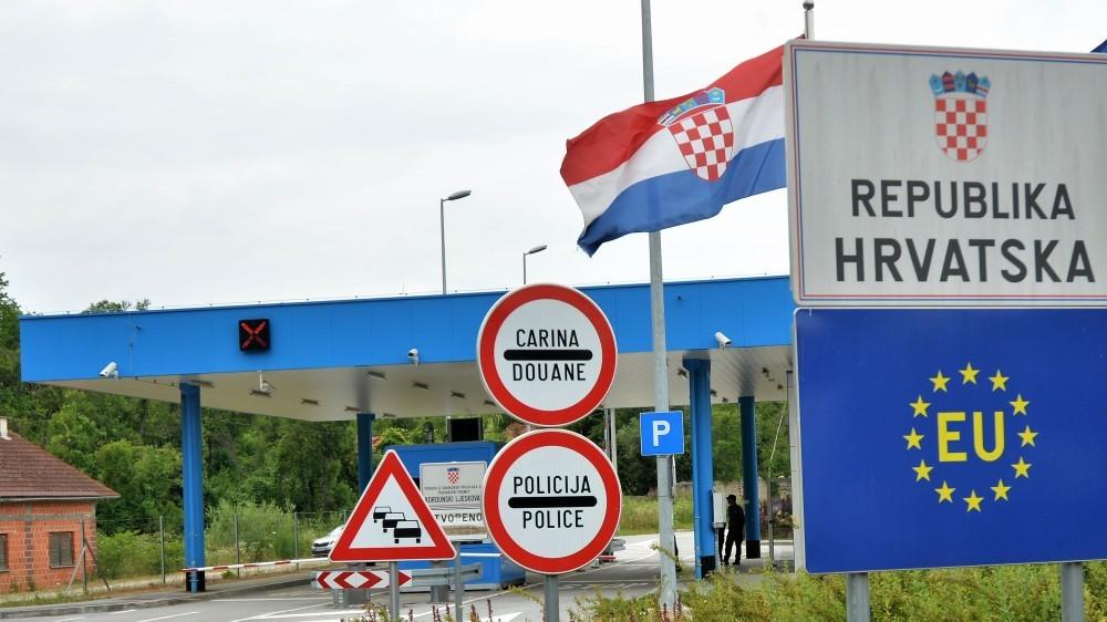 Privremena zabrana i ograničenje prelaska preko graničnih prijelaza RH