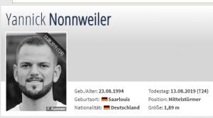 Yannick nonnweiler
