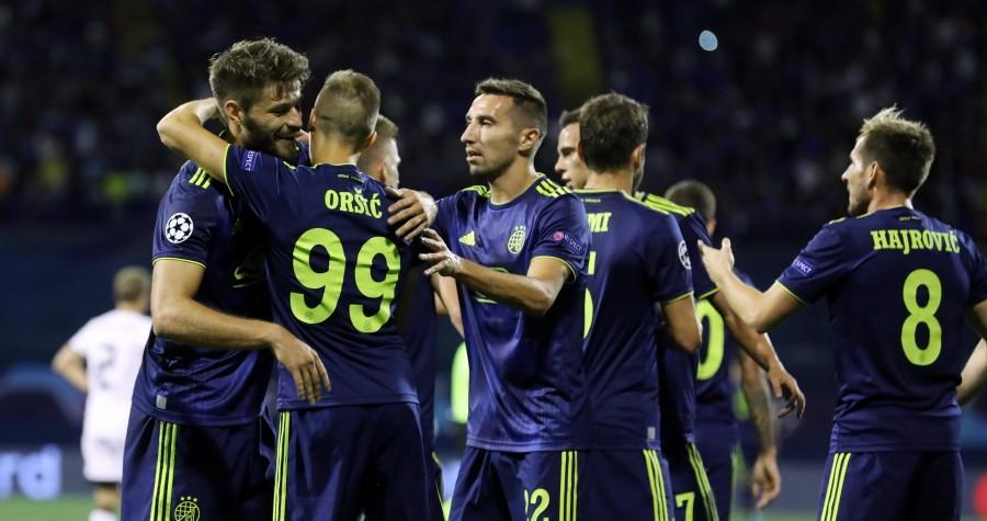 LIGA PRVAKA: Dinamo odigrao 2:2 sa Šahtarom