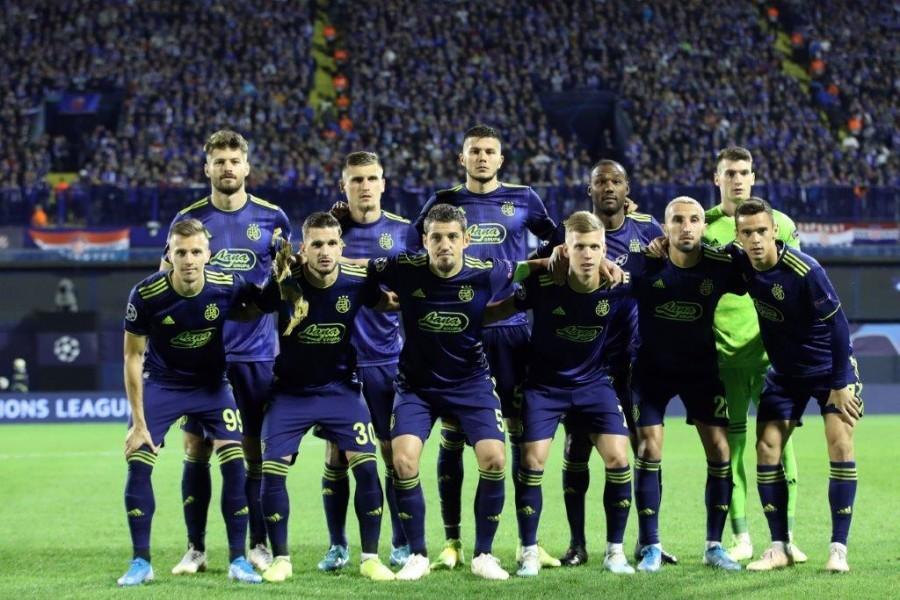 Dinamo protiv Atalante