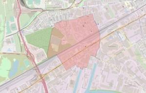 karta evakuacije