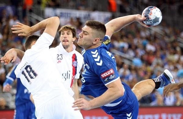 PSG uvjerljivo slavio protiv PPD Zagreba na otvaranju rukometne Lige prvaka u zagrebačkoj Areni