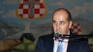 Predsjednik Hrvatske zaednice Hercegovina Zoran Primorac / Foto: Fenix