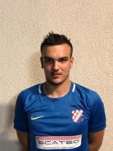 Dario Klaić NK Croatia Stuttgart