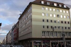 Münchenska zgrada u Paul Heysestr. 25 gdje se dogodilo ubojstvo hravtskih domoljuba / Foto: Fenix