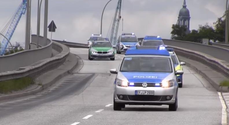 PIJANI HRVAT NAPRAVIO KAOS: Njemačka policija imala pune ruke posla s njim