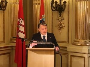 Generalni konzul RH u Hamburgu Kristijan Tušek