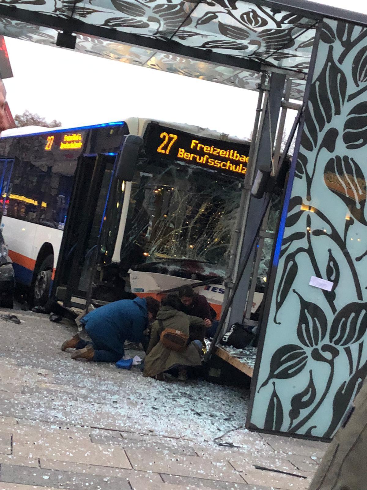 Teška nesreća u Wiesbadenu/Foto:Fenix