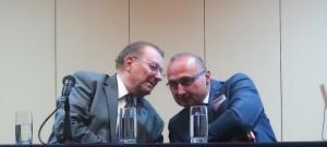 Đuro Vidmarović i dr. Gordan Grlić Radman