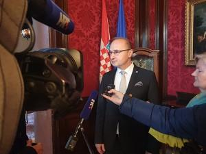 Ministar vanjskih i europskih poslova Gordan Grlić Radman /Foto: Hina