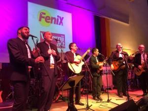 Klapa Kampanel je oduševila svojim nastupom / Fot: Fenix