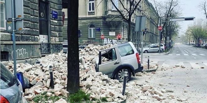 Prva Zrtva Potresa U Zagrebu Poginulo 15 Godisnje Dijete Fenix Magazin