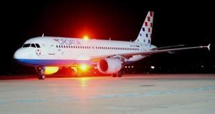 Croatia Airlines zrakoplov
