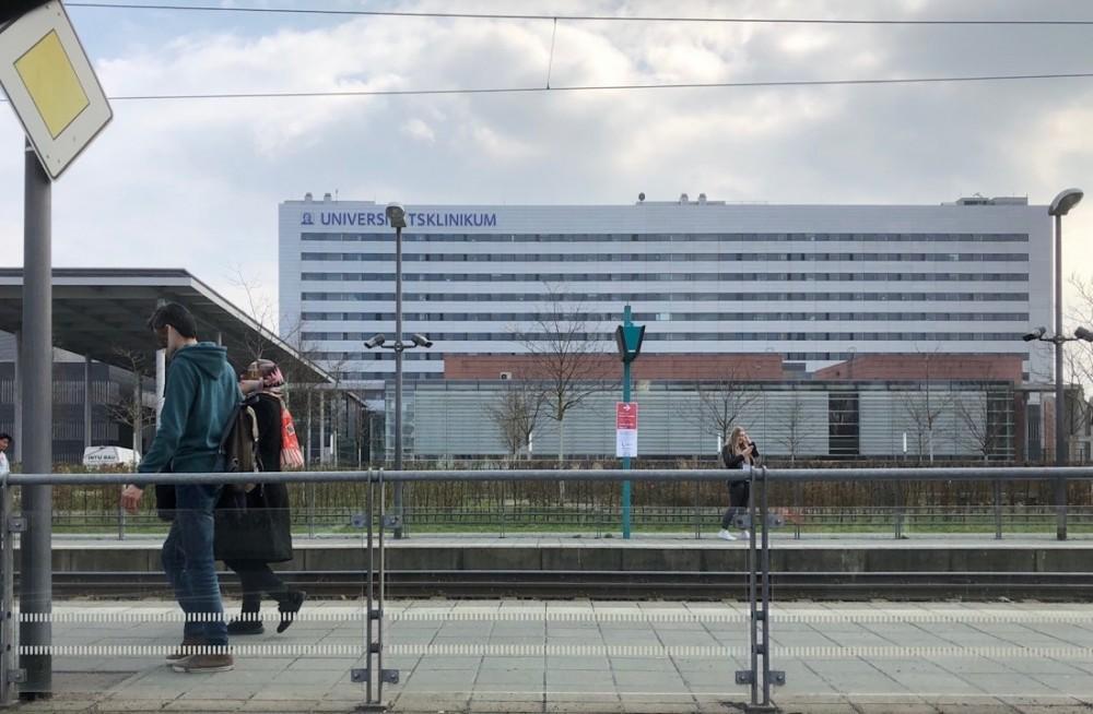 Sveučilišna klinika u Frankfurtu / Foto: Fenix