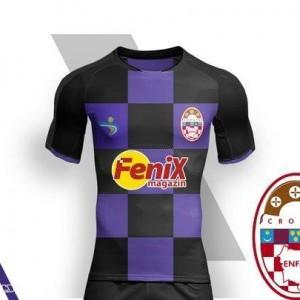Dres s Fenixovim logom kojeg će dječaci u budućnosti nositi / Foto: Fenix