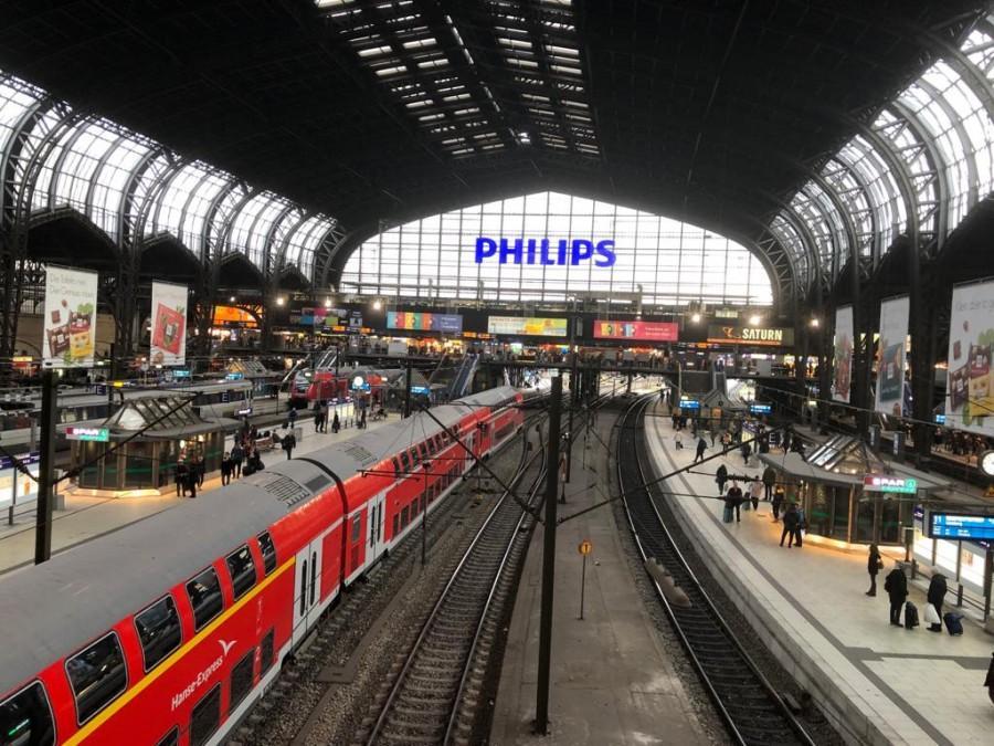 Glavni kolodvor u Hamburgu (Ilustracija) / Foto: Fenix (S.P.)